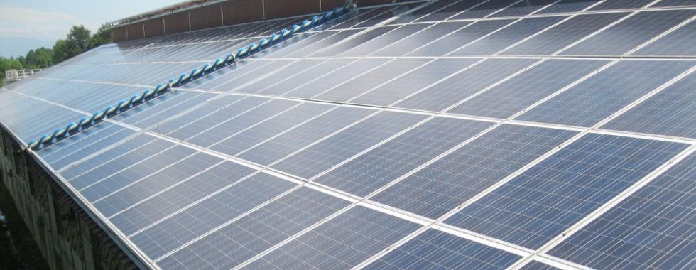 Spazzola Pulisci Pannelli Solari - Pulire Pannelli Solari, Lavaggio Pannelli Fotovoltaici